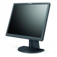 Lenovo ThinkVision L192P, LCD, 19 inch, 1280 x 1024, 20ms, VGA, DVI, Grad A-, Fara Picior
