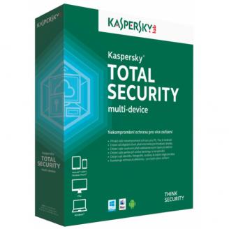 Antivirus Kaspersky Total Security Multi Device - Home User