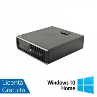 Calculator HP 6300 SFF, Intel Pentium G2020 2.90GHz, 4GB DDR3, 500GB SATA, ATI HD7470 1GB GDDR3 + Windows 10 Home