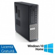 Calculator DELL GX790 Desktop, Intel Core i3-2120 3.30GHz, 4GB DDR3, 250GB SATA + Windows 10 Home