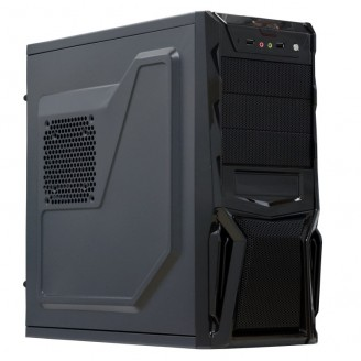 Sistem PC, Intel Core i3-4160 3.60GHz, 8GB DDR3, 500GB SATA, DVD-RW, CADOU Tastatura + Mouse